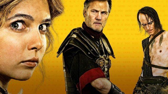 Poster von Britannia Staffel 2