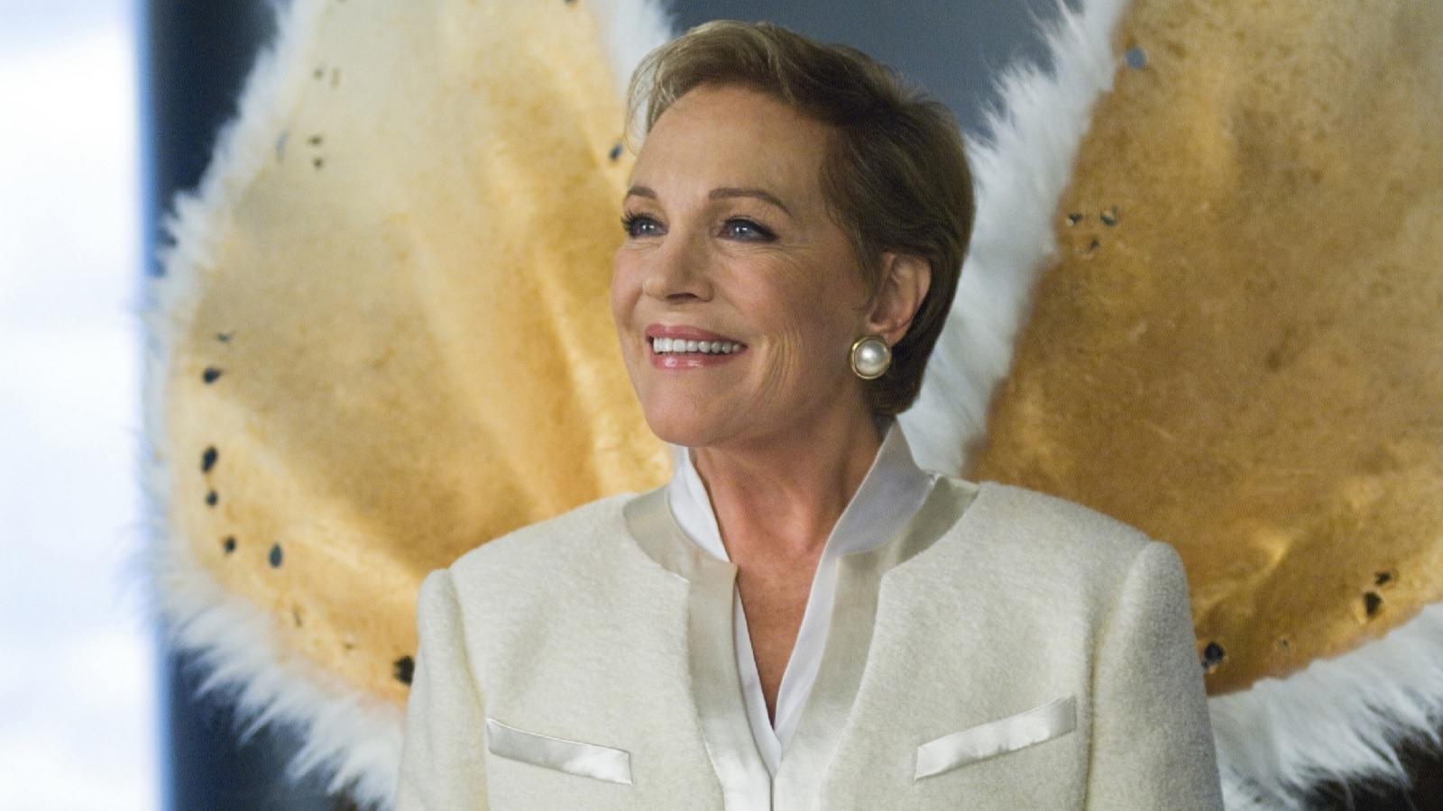Julie Andrews in Zahnfee auf Bewährung