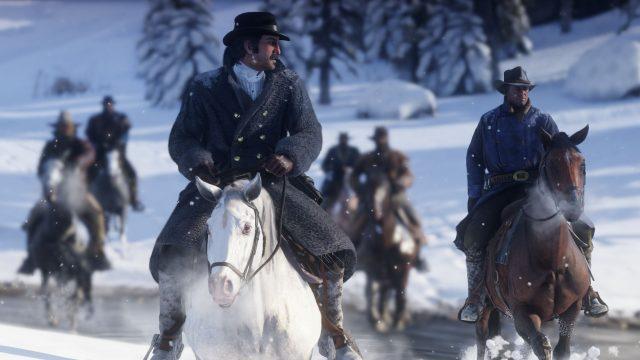 Red Dead Redemption 2: Update-Übersicht