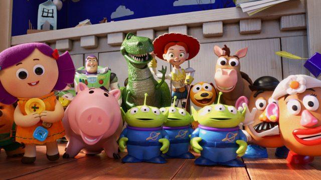 Toy Story 4: Alles hoert auf kein Kommando