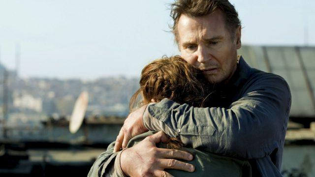 "Liam Neeson im Film ""96 Hours""."