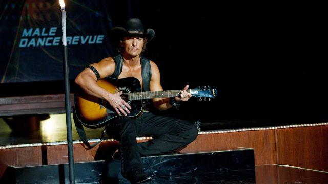 Matthew McConaughey in dem Film Magic Mike