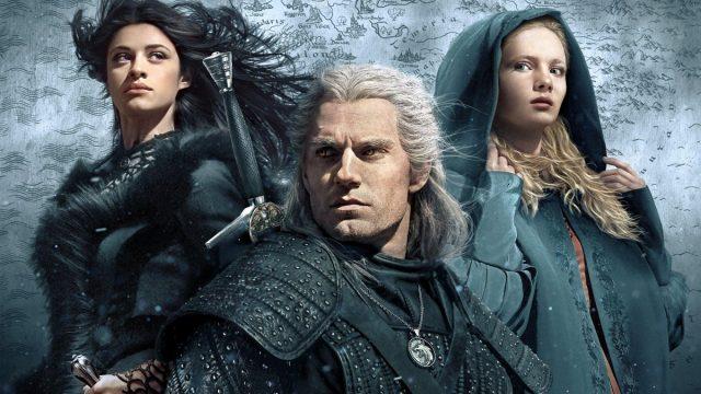 Poster von The Witcher