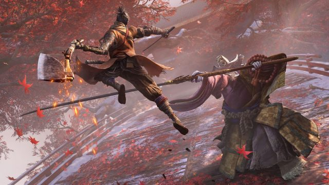 Pressebild zum Game-Awards-Gewinner Sekiro: Shadows Die Twice.