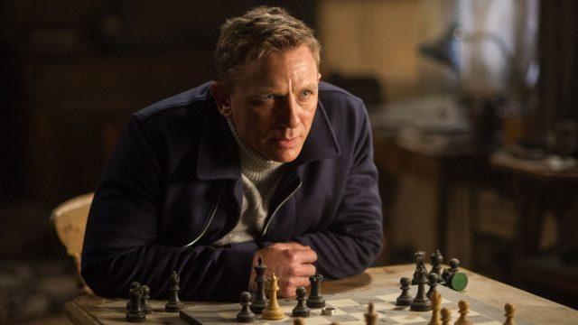 """Ausschnitt aus dem Film """"James Bond 007: Spectre""""."""