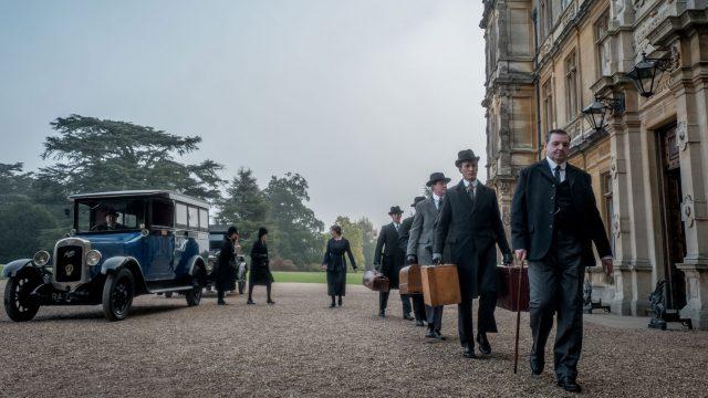 Downton Abbey Filmszene