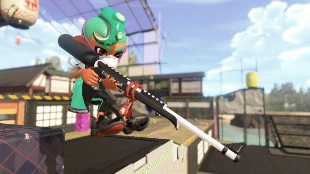 Nintendo-Pressebild von Splatoon 2.