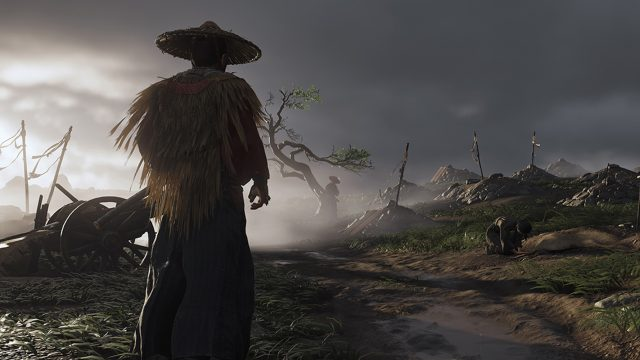 Screenshot aus Ghost of Tsushima in den PlayStation-4-Highlights 2020. Foto: PlayStation