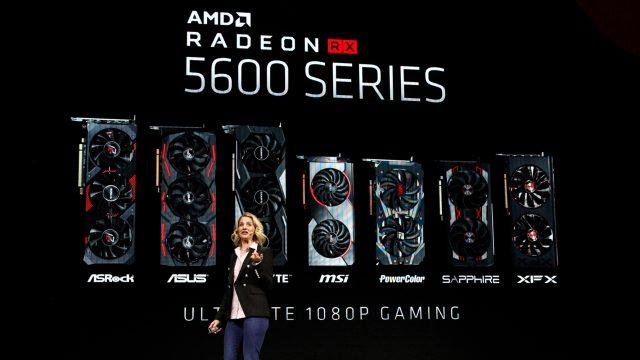 Radeon RX 5600 XT: So macht AMD der GTX 1660 Super Konkurrenz