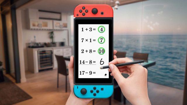 Die Nintendo Switch bekommt einen offiziellen Stylus