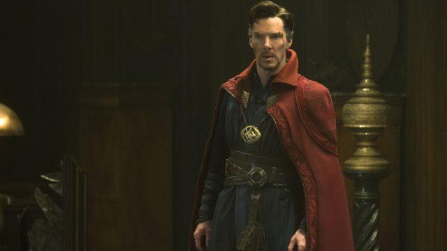 """Benedict Cumberbatch im Marvel-Film """"Doctor Strange""""."""