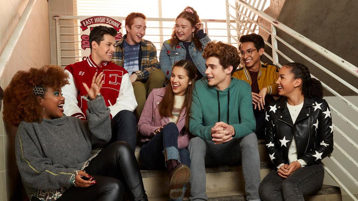 High School Musical: The Musical - The Series, Disney+
