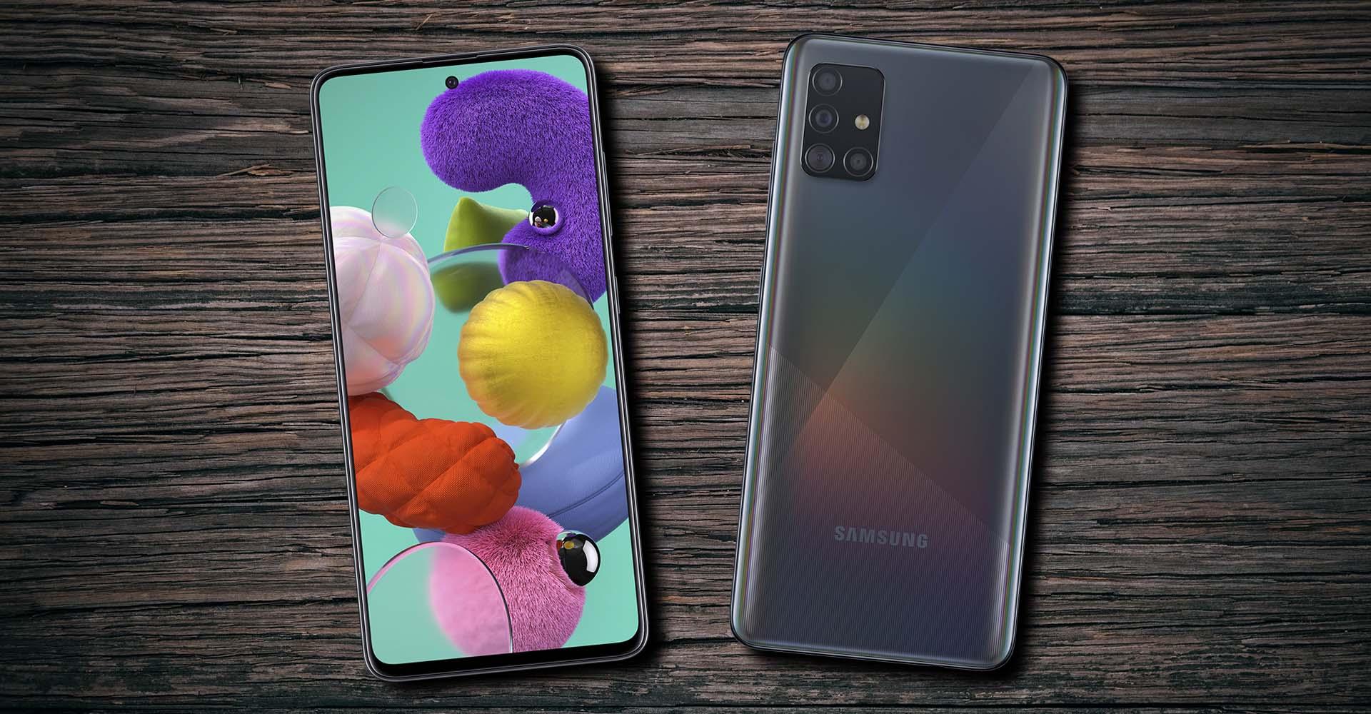 Samsung Galaxy A51: Das bietet der neue Preiskracher
