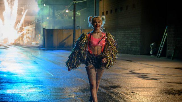 Margot Robbie als Harley Quinn in Birds of Prey:
