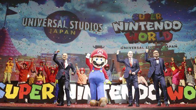 Super Nintendo World: Videospiel-Vergnügungspark öffnet bald seine Pforten