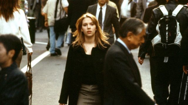 Scarlett Johansson in Tokio