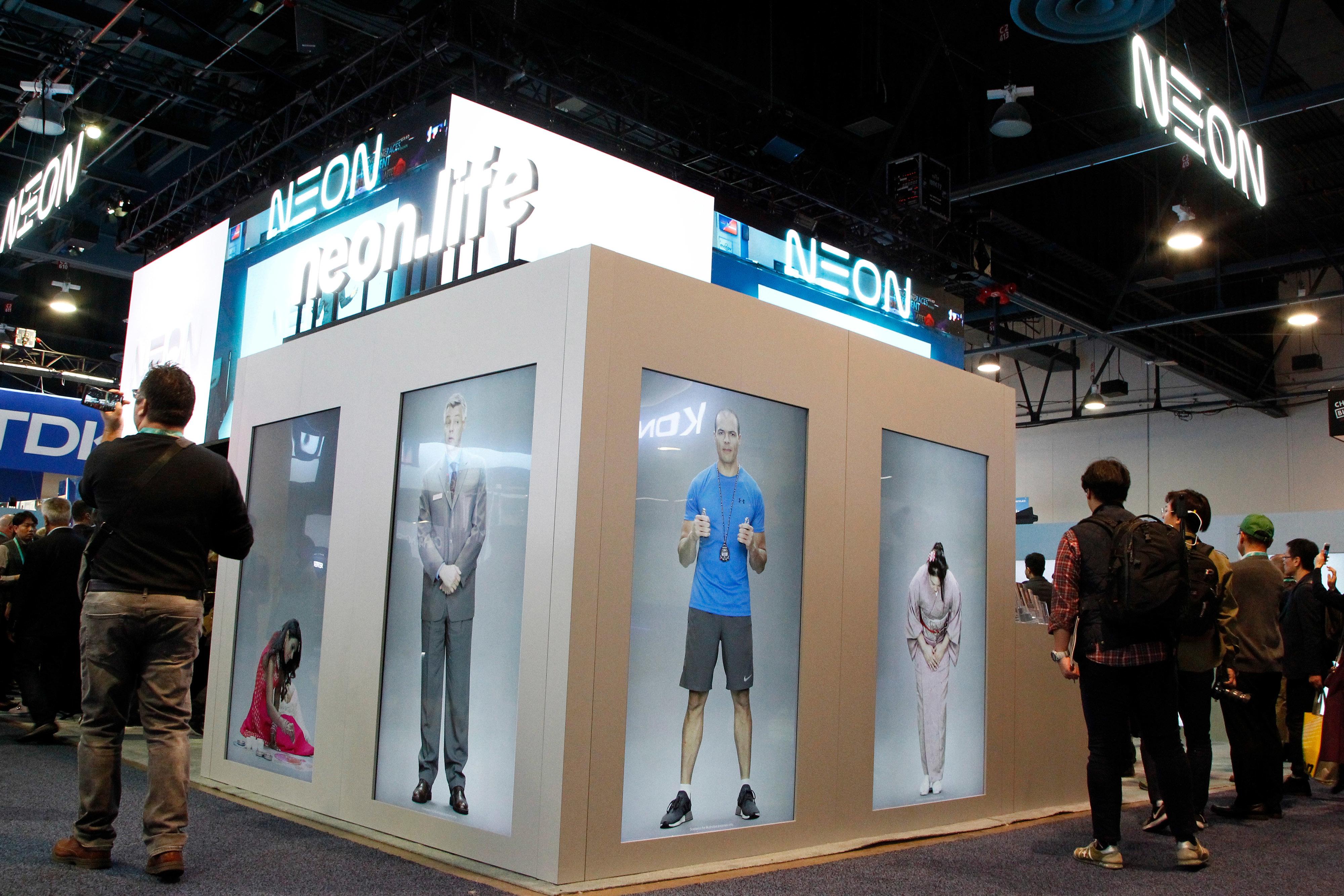 Samsungs NEON: Das ist über die digitalen Avatare bekannt