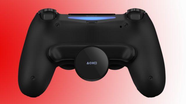 Das Rücktasten-Ansatzstück für den PS4 Controller