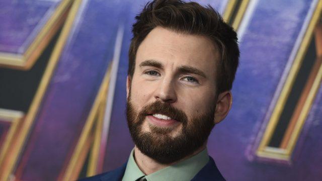 """""""Defending Jacob""""-Star Chris Evans bei der Premiere des Films """"Avengers: Endgame""""."""