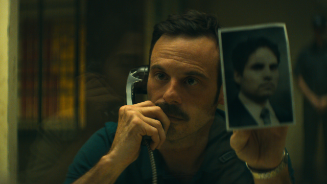 "Scoot McNairy in Staffel 2 der Netflix-Serie ""Narcos: Mexico""."