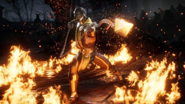 Mortal Kombat: Animationsfilm zu Scorpion in Arbeit
