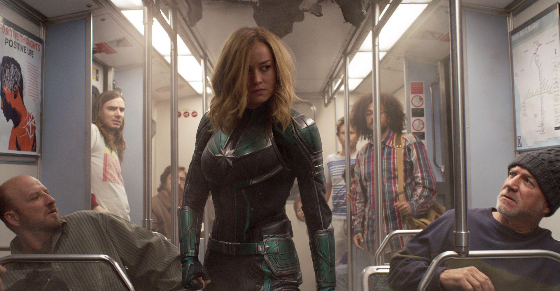 Captain Marvel 20 The Marvels – Story, Cast, Kinostart & mehr