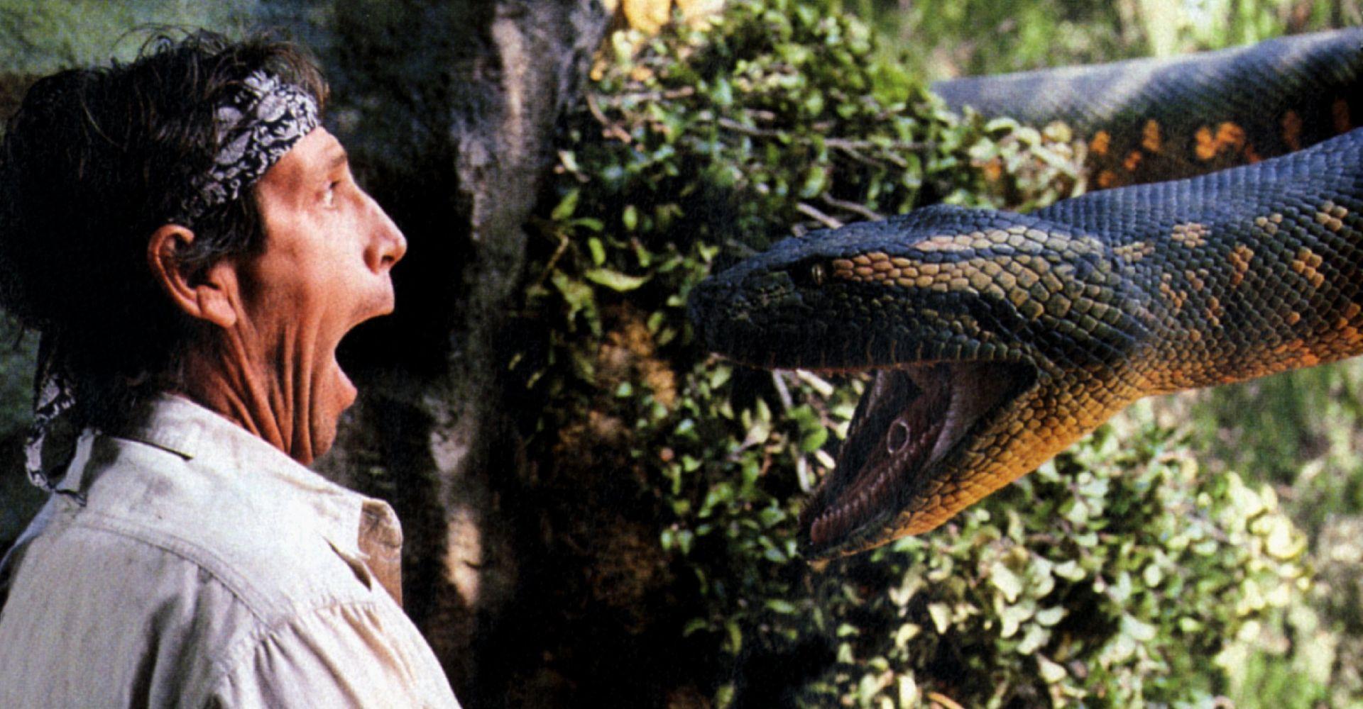Anaconda: Sony rebootet den Klassiker – im Stil des Hai-Horrors Meg