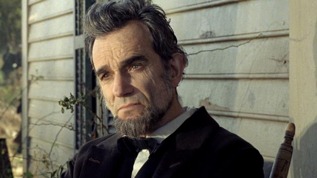 """Oscar-Gewinner Daniel Day-Lewis im Film """"Lincoln""""."""