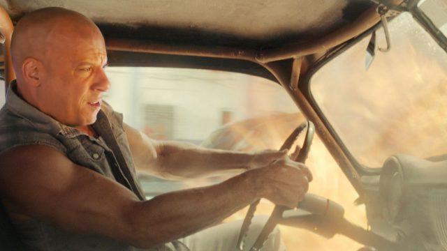 """Vin Diesel in """"Fast & Furious 8�."""