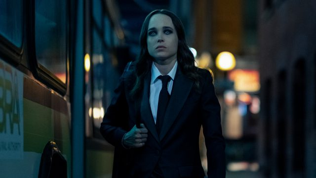 "Ellen Page in ""The Umbrella Academy"""