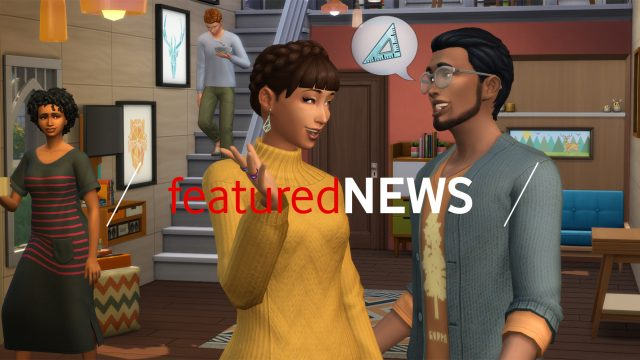 Die Sims: Accessoires-Pack Tiny Living - Game-Screemshot