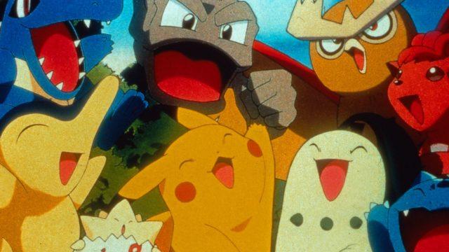 Pokémon Go Feldforschung