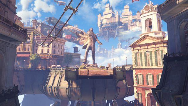 Game-Screenshot Bioshock Infinite
