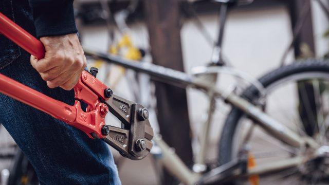 Keine Chance fuer Diebe. Der smarte Diebstahlschutz fuer E-Bikes