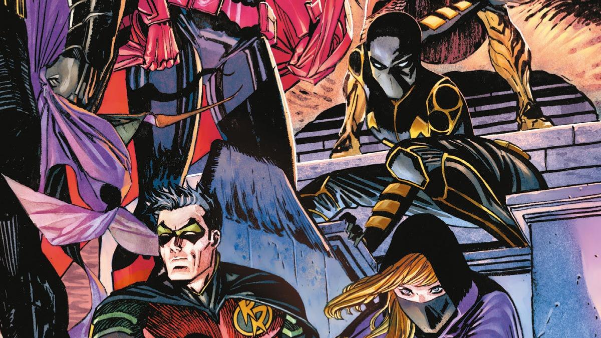Bild aus dem Comic Batman Detective Comics Paperback 6: Der Tiefe Fall der Batmen