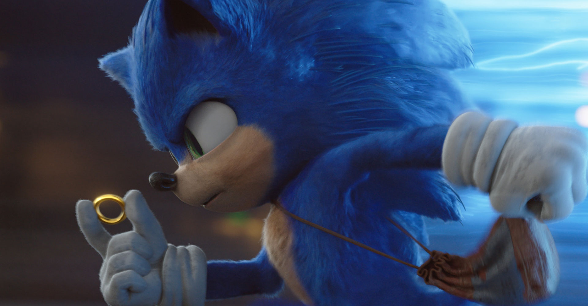 Bild von Sonic the Hedgehog.
