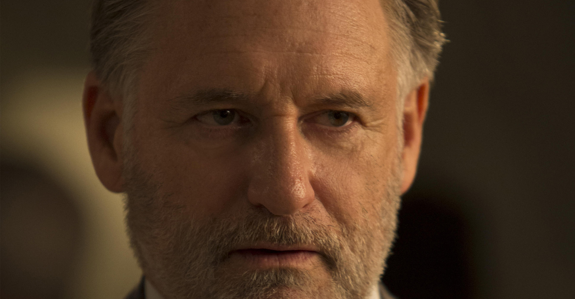 Bill Pullman in The Coldest Game