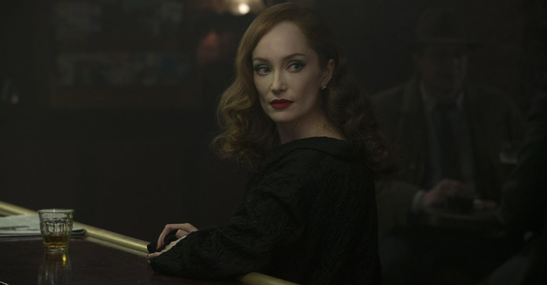 Lotte Verbeek in The Coldest Game