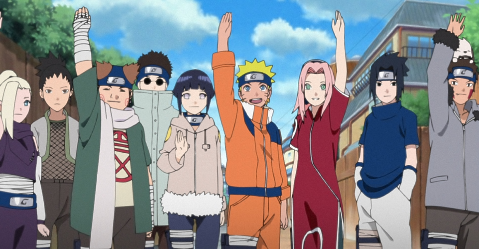 Naruto Shippuden Serien Stream