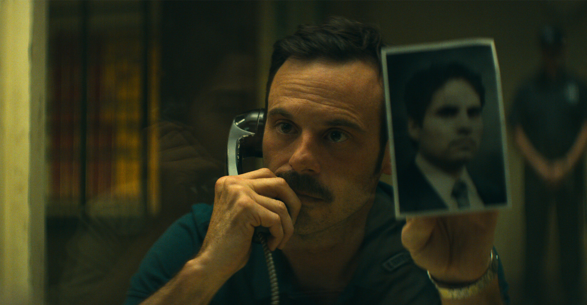 Scoot McNairy in Narcos: Mexico