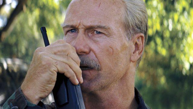 """General Thunderbolt Ross in """"Der unglaubliche Hulk"""" (2008)."""