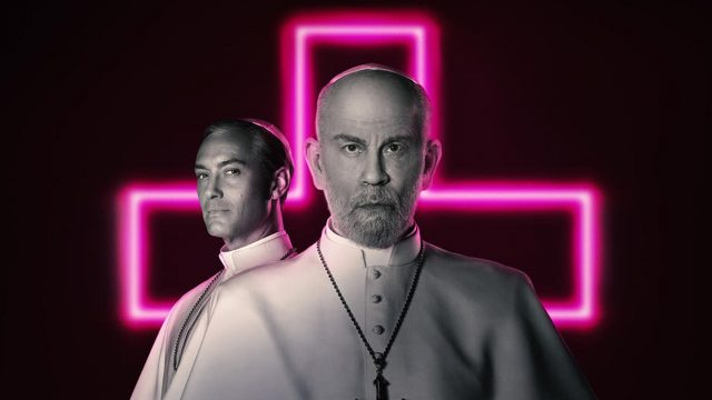 The New Pope, Jude Law, John Malkovich, Sky