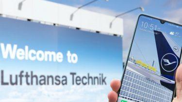 5G in der Luftfahrtindustrie: Vodafone und Lufthansa Technik vernetzen den Flugzeug-Hangar