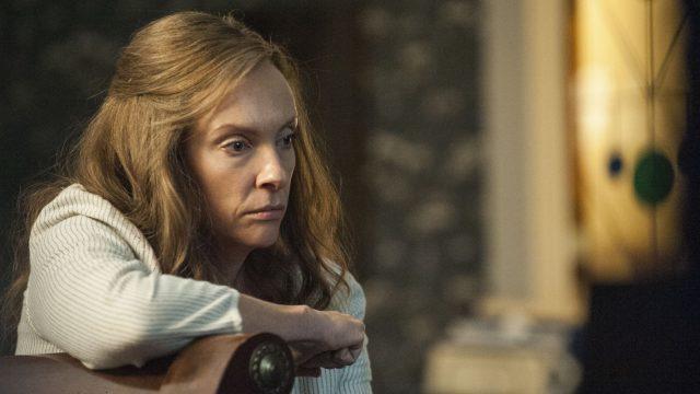 "Toni Collette in dem Horrorfilm ""Hereditary""."