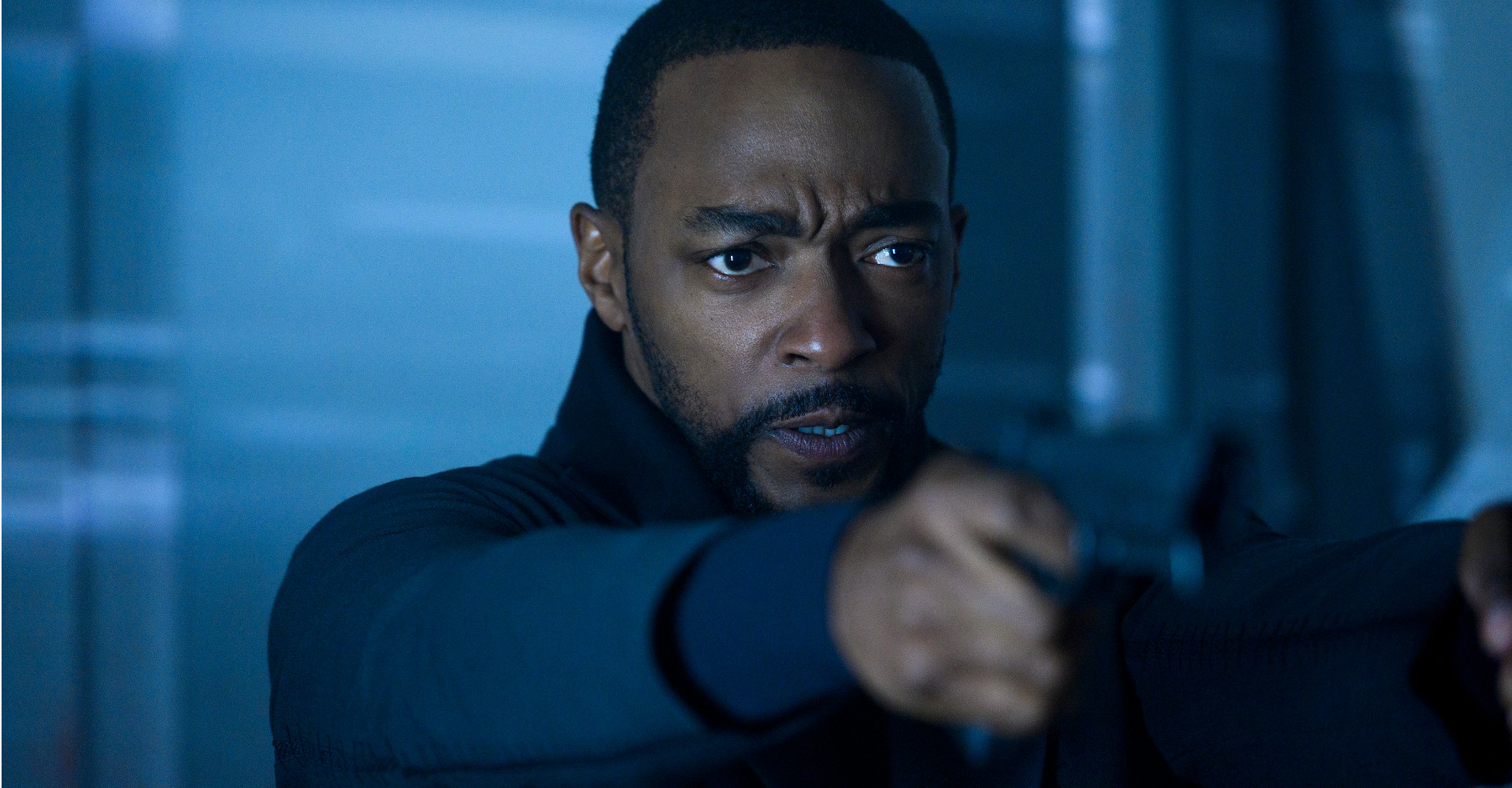 Anthony Mackie in Altered Carbon