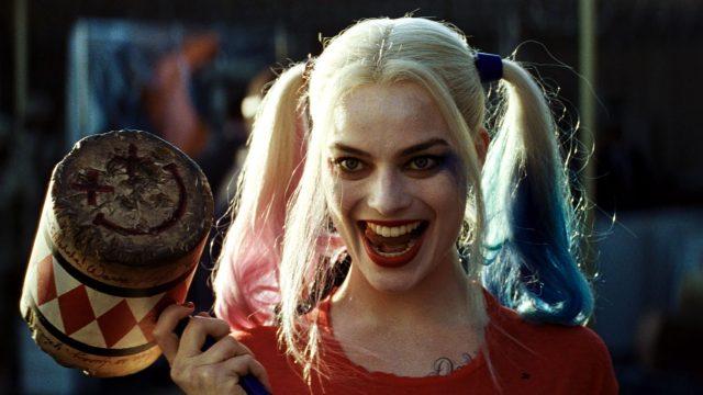 "Margot Robbie in ""Suicide Squad""."