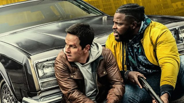 Mark Wahlberg und Winston Duke in Spenser Confidential