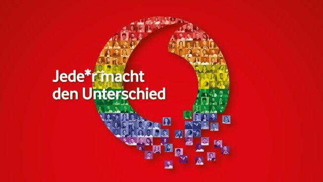 Diversity bei Vodafone