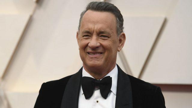 """Greyhound""-Star Tom Hanks bei den Oscars 2020."