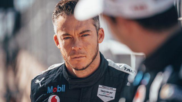André Lotterer Formula-E-Pilot